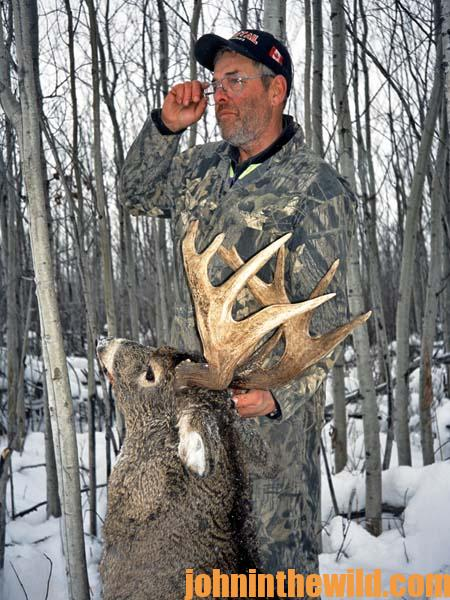 Age and Genetic Factors Influence a Buck Deer's Antlers  - 4