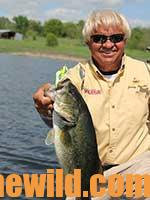 Bass Fish Effectively with TV Personality Jimmy Houston - 4