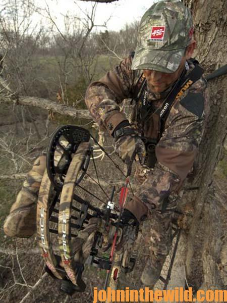 Calling to Make Deer Come by Your Tree Stand with Ernie Calandrelli - 4