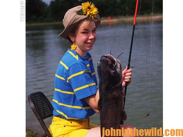 Finding and Catching Catfish on the Rocks and Riprap | John In The