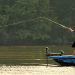Denny Brauer on Why He Fishes the Buzzbait for Cool Weather Bass