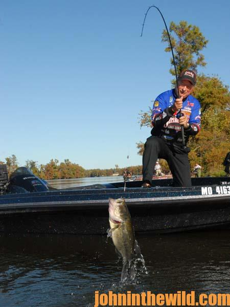 Denny Brauer on Why He Fishes the Buzzbait for Cool Weather Bass - 3
