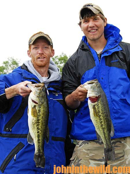 Double Down with Spoon Tactics to Catch February Bass with Charlie Ingram 02