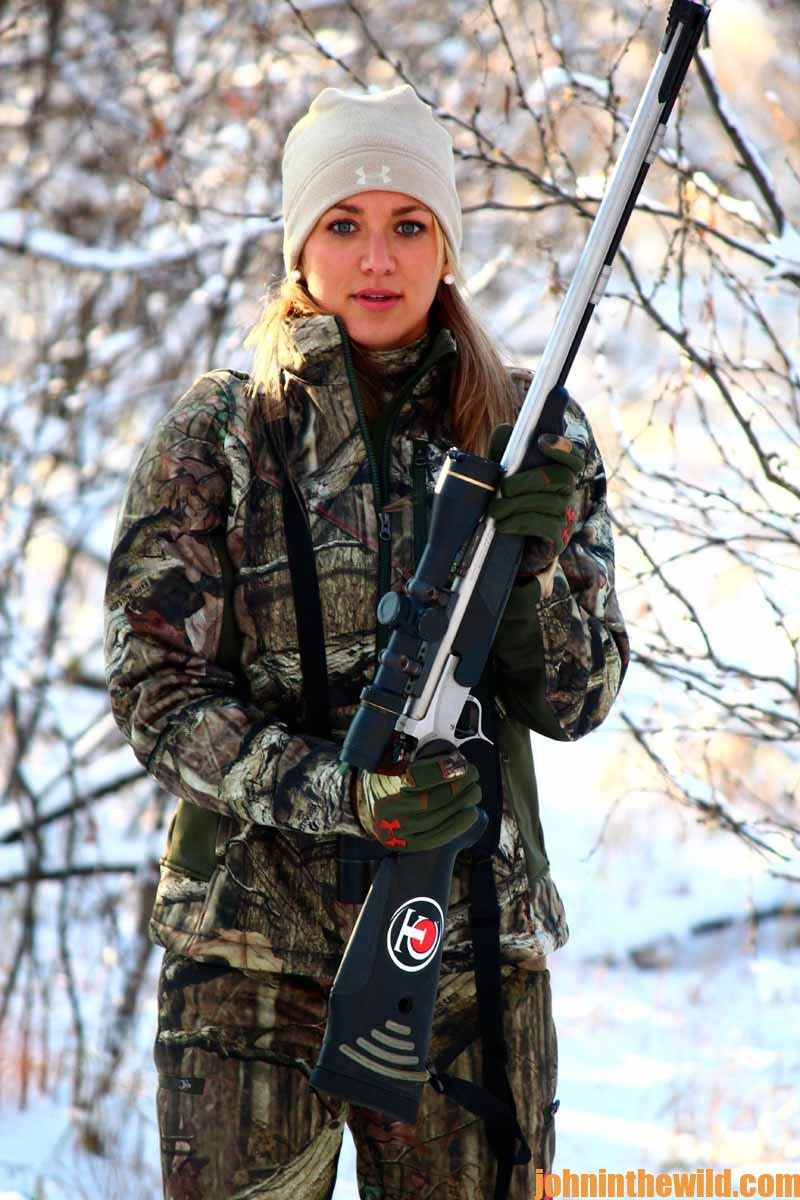 Eva Shockey Says Taking Her Biggest Deer Ever Did a Number on Her Emotions - 6