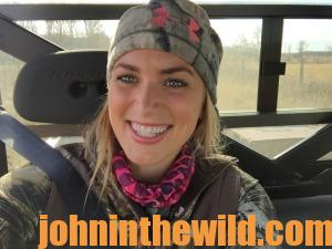 Eva Shockey Tells about Her Saskatchewan Deer Hunt  - 1