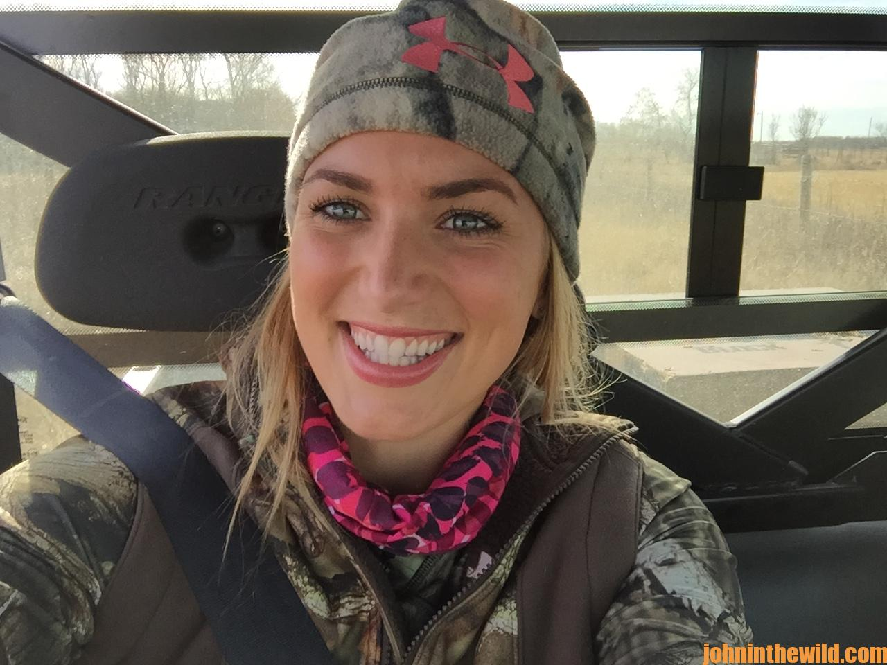Eva Shockey Says Taking Her Biggest Deer Ever Did A Number On Her Emotions John In The Wildjohn In The Wild John E Phillips Outdoor Journals