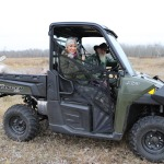 Eva Shockey Tells about Her Saskatchewan Deer Hunt