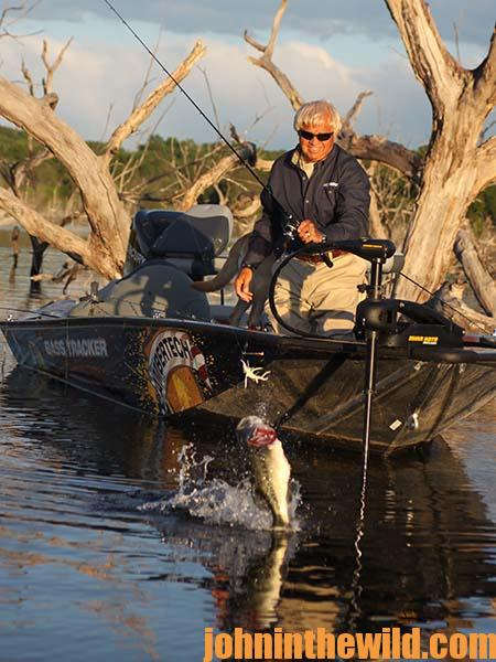 Jimmy Houston Says You Have to Practice Fishing Correctly to Catch Bass