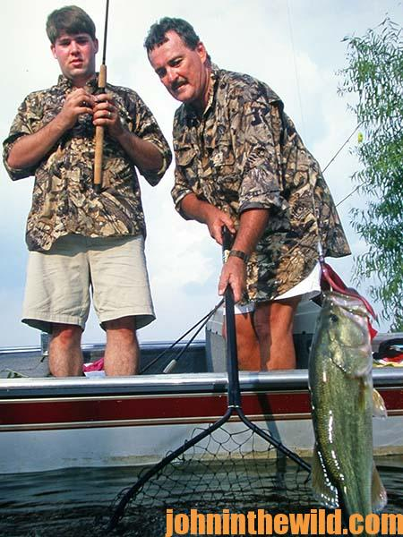 Jimmy Houston Says to Choose the Right Fishing Partner to Learn More - 4