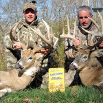 Michael Ahlfeldt's 235 Acre Ohio Deer Lease Yields Two Huge Bow Buck Deer