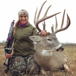 Eva Shockey and Her Dad, Jim Shockey, on Her Saskatchewan Deer Hunt