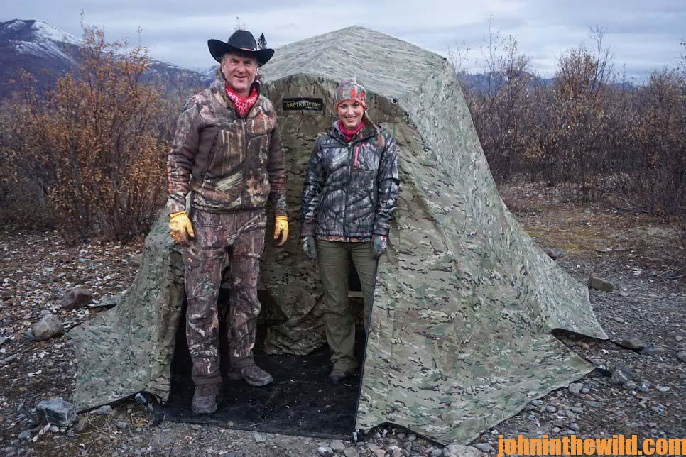 Taking a Mountain Caribou with Hunter and TV Host Eva Shockey 1
