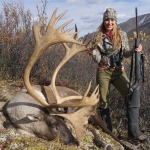 Taking a Mountain Caribou with Hunter and TV Host Eva Shockey