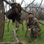 Taking a Texas Turkey on the Wesner Ranch/Double E Outdoors
