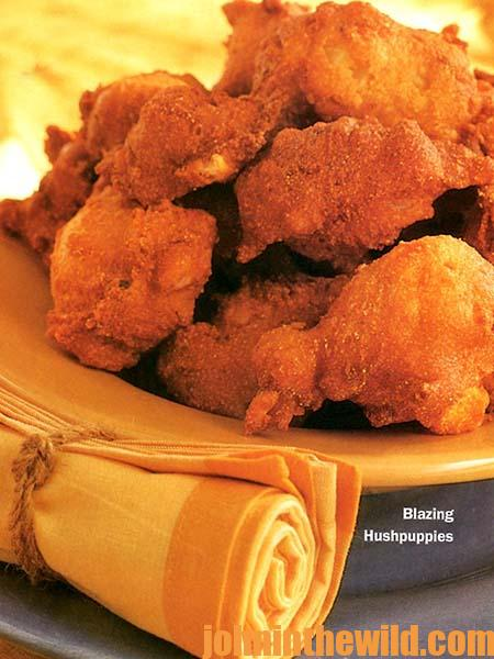The Best Fish Chowder and Most Delicious Hushpuppies with Outdoor Writer John E. Phillips - 3