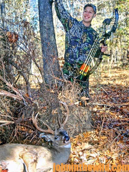 The Bottleneck Hunter Gets His Deer with Dr. Robert Sheppard - 1