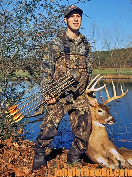 The Nut Hunter and the Also Scouter Bag Their Buck Deer Each Season with Outdoor Writer John E. Phillips - 3
