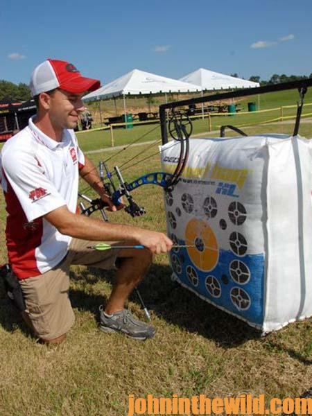 Tournament Bows Versus Deer Hunting Bows with Archery Coach Nathan Brooks  - 2