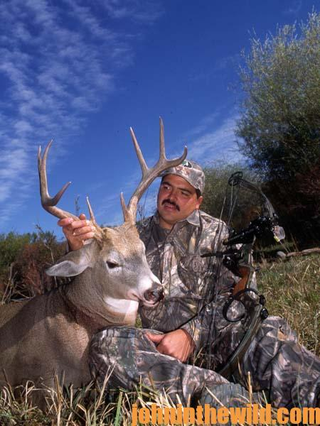 Troy Ruiz, Director and Videographer for 20+ Years, on Why He Likes to Video Deer Hunts  - 1