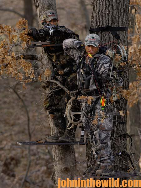 Troy Ruiz, Director and Videographer for 20+ Years, on Why He Likes to Video Deer Hunts  - 2