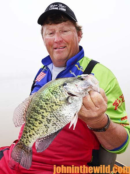 Ways to Catch Crappie from the Pros 01