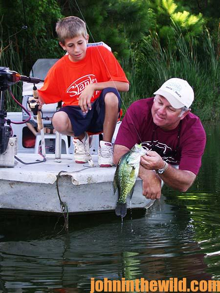 Ways to Catch Crappie from the Pros 04