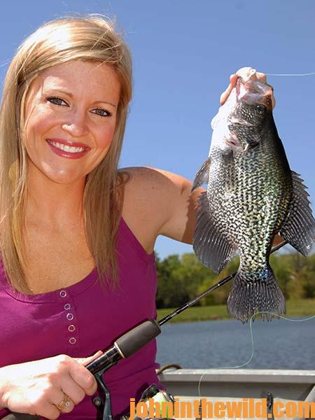 Where to Find Lake Eufaula's February Crappie 03