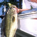 Rick Clunn Buzzes February Bass Up
