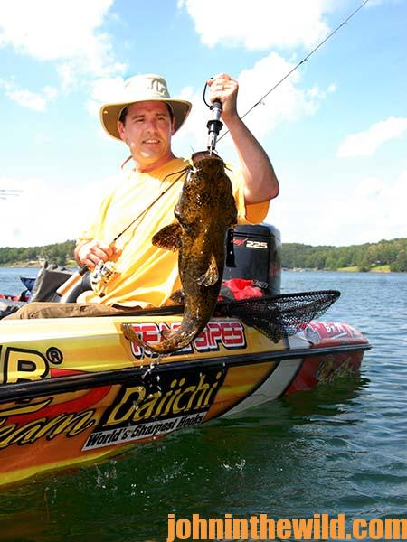 Catching Catfish to Sizzle in Your Skillet with Outdoor Writer John E. Phillips 15