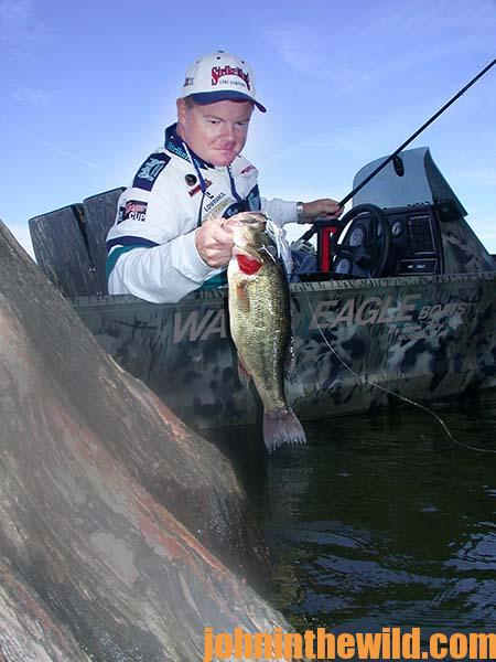 Day 4 - Catch Summertime Bass on Riprap and Sandbars with Mark Rose 13