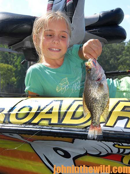 "Day 4-Equipment and Tactics for Fishing Your Crappie Hot Spots by John E. Phillips with Gifford ""Sonny"" Sipes 16"