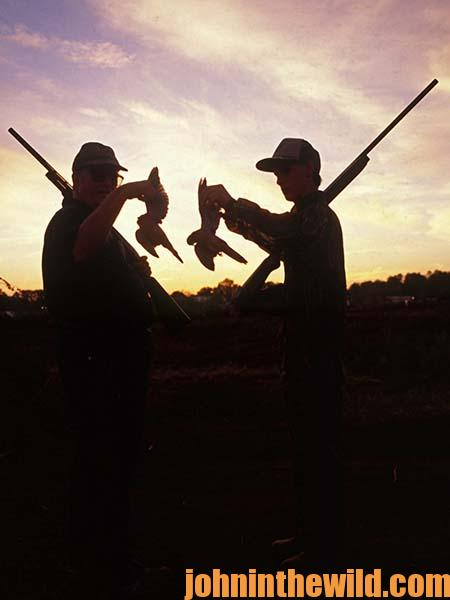 Dove Shooting Strategies and Situations 19