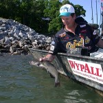 Finding and Catching Catfish on the Rocks and Riprap