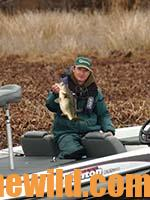 Gary Klein Says You Can Catch Bass on the Worse Weather Days01