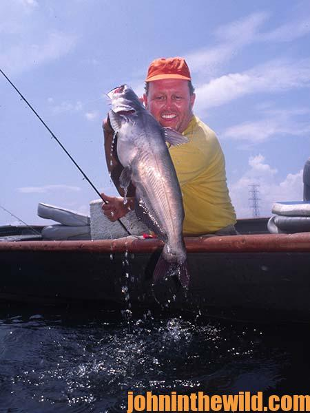 Getting in the Groove to Catch Wily Catfish with Outdoor Writer John E. Phillips 07