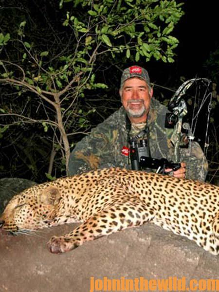 Hunting African Leopards with Tracy Hardy 09