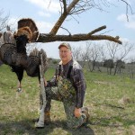Hunting a Flock of Gobblers with Quaker Boy's Chris Kirby
