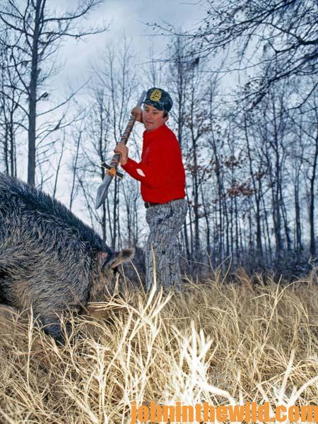 More about the Spear Hunt for Wild Boars 3