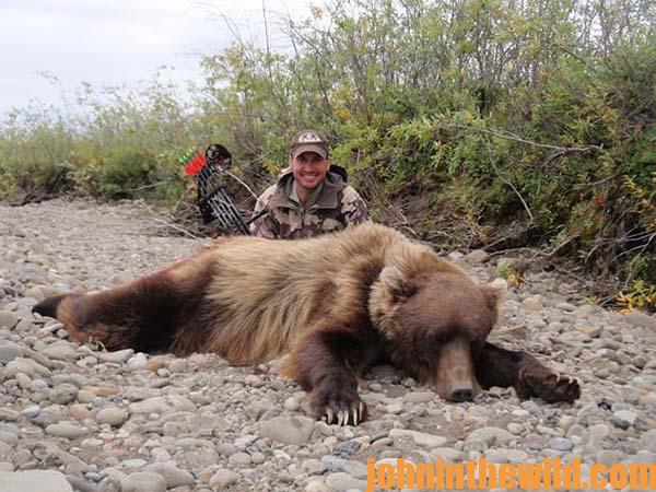 Taking Brown Bears with Frank Noska 20