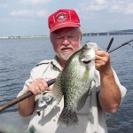 Guide Steve McCadams Explains Whether to Fish Minnows or Jigs for Crappie