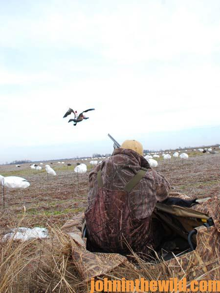 Snow Goose Hunting As Good As It Gets with John Gordon 1
