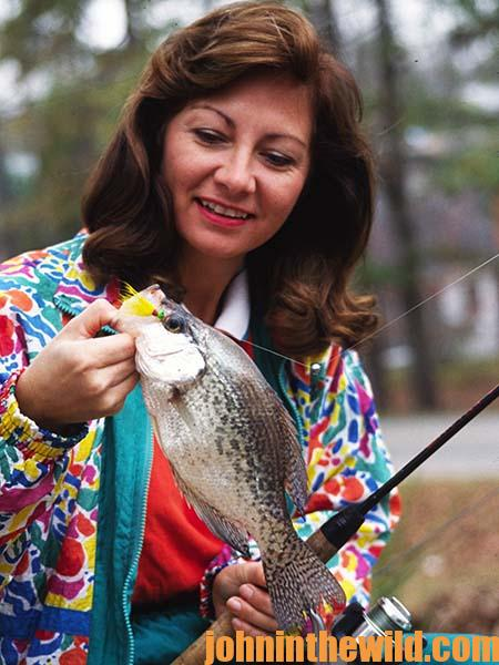Stake Bed Problems and Solutions for Catching Crappie with Guide Steve McCadams - 2