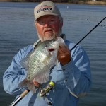 The Importance of Water Color to Catch Crappie with Guide Steve McCadams