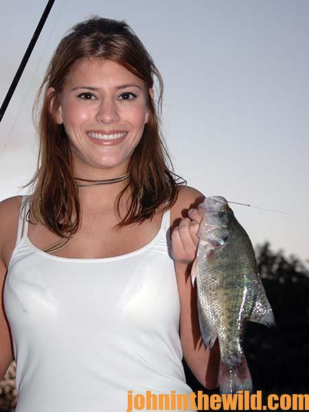 The Importance of Water Color to Catch Crappie with Guide Steve McCadams - 4