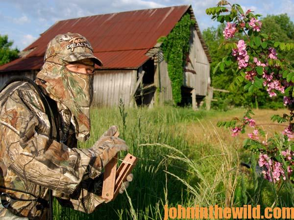 Walter Parrott on Using Several Different Types of Calls and Taking the Shot on Turkeys 3