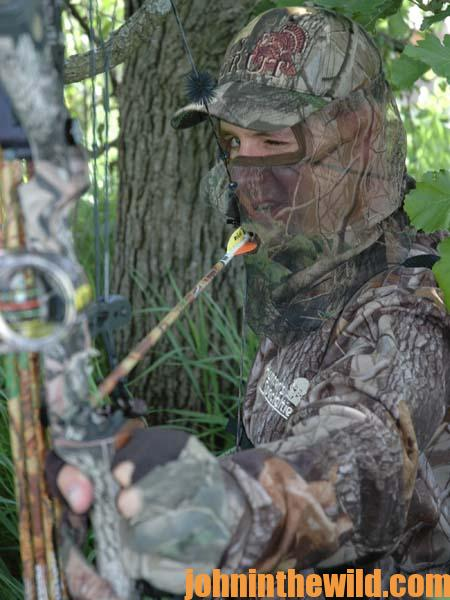 Walter Parrott on Using Several Different Types of Calls and Taking the Shot on Turkeys 4