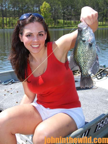 How to Catch Crappie in the Mouths of Creeks 2