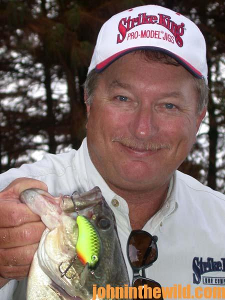 Legendary Angler Denny Brauer's Top Five Choices for Best Bass Baits 4