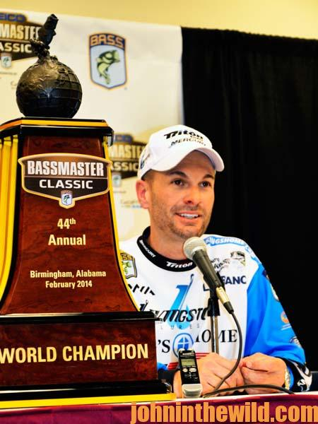 Professional Bass Fisherman Randy Howell's Best Bass Baits 1