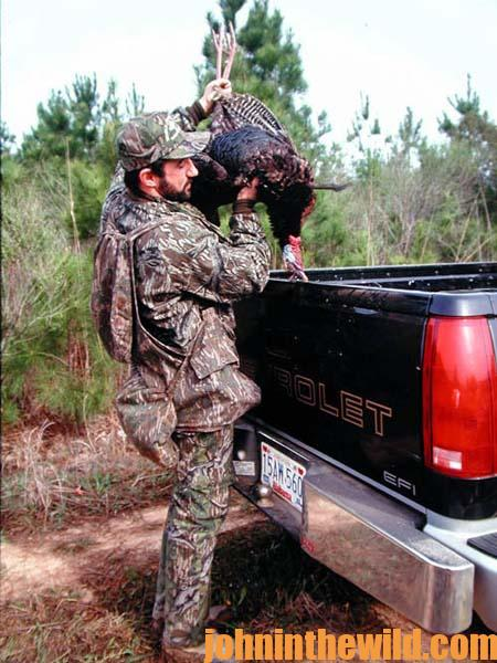 "Ronnie ""Cuz"" Strickland Says Find Another Turkey to Hunt 4"
